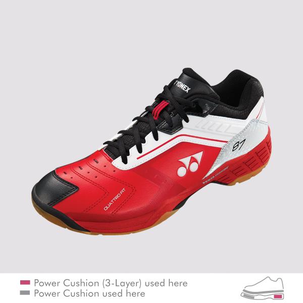 SHB 87EX Red White 1