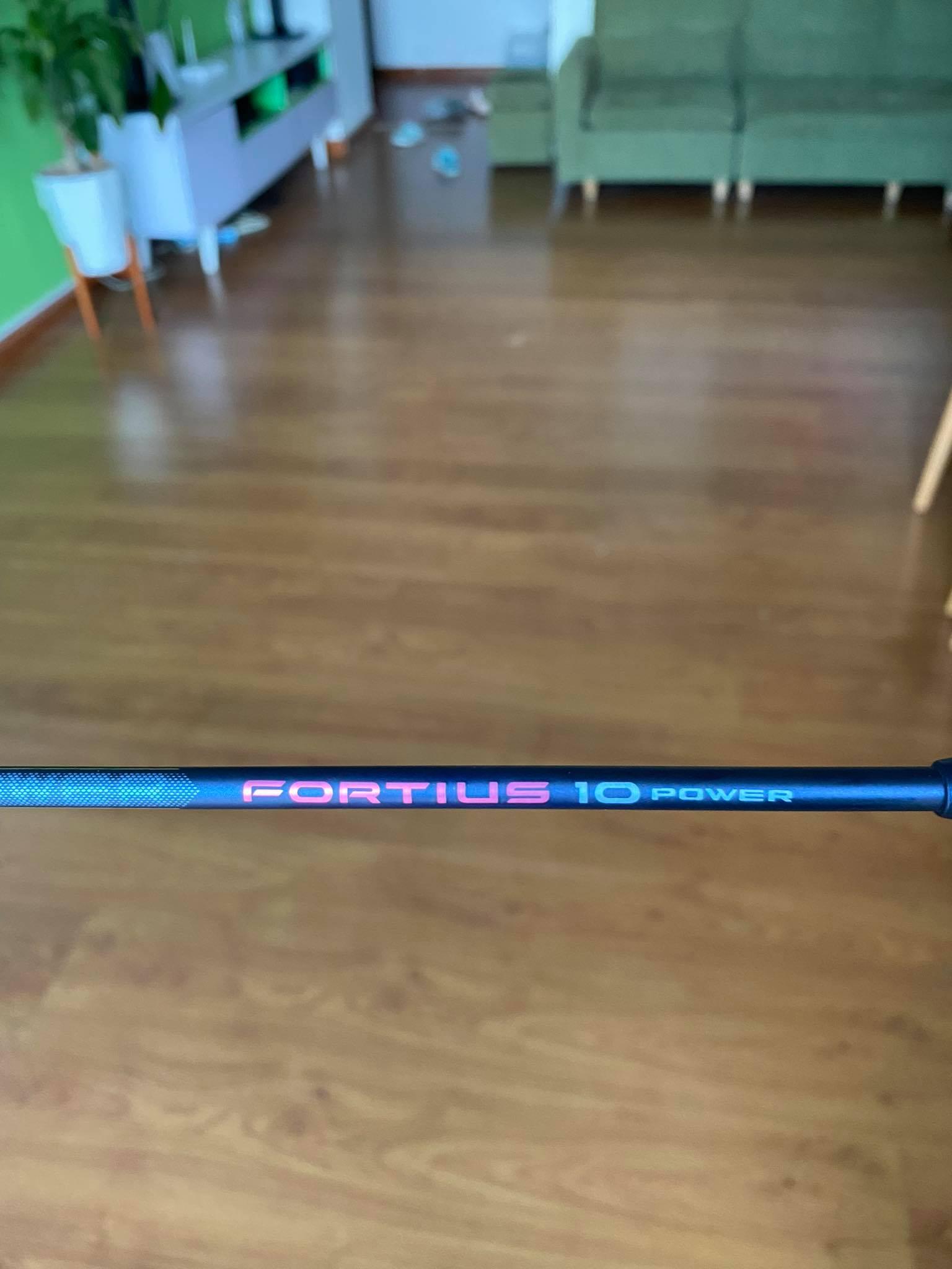 Vợt cầu lông Mizuno Fortius 10 Power Special Edition hàng nội địa Nhật Bản