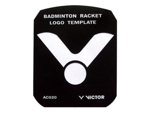 Logo Victor AC020 chính hãng