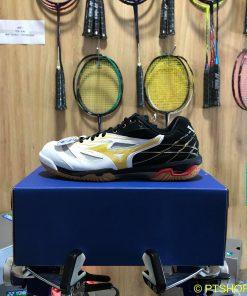 Giày cầu lông Mizuno Wave fang NX hàng xách tay Nhật