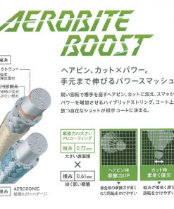 Cước Yonex BG Aerobite Boost nội địa Nhật Bản