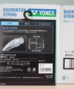 Cước căng vợt BG68Ti nội địa Nhật Bản