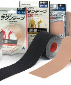 Băng dán cơ Phiten Titan Tape hàng nội địa Nhật