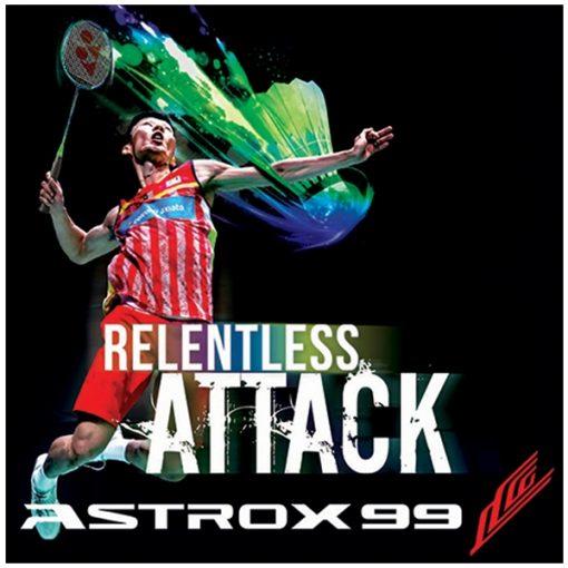 Vợt cầu lông Yonex Astrox 99 LCW hàng nội địa Nhật Bản