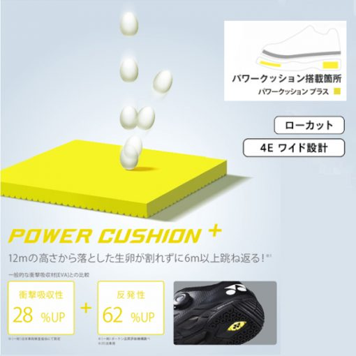 Giày cầu lông Yonex SHB Comfort Z2 MD hàng xách Nhật