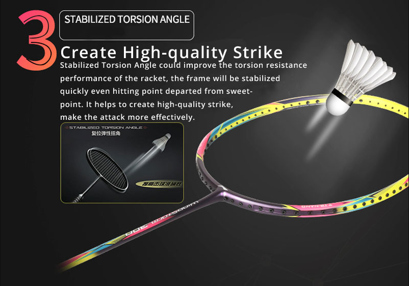 STABILIZED TORSSION ANGLE